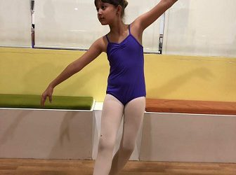 BALLERINA OF THE MONTH October 2018
