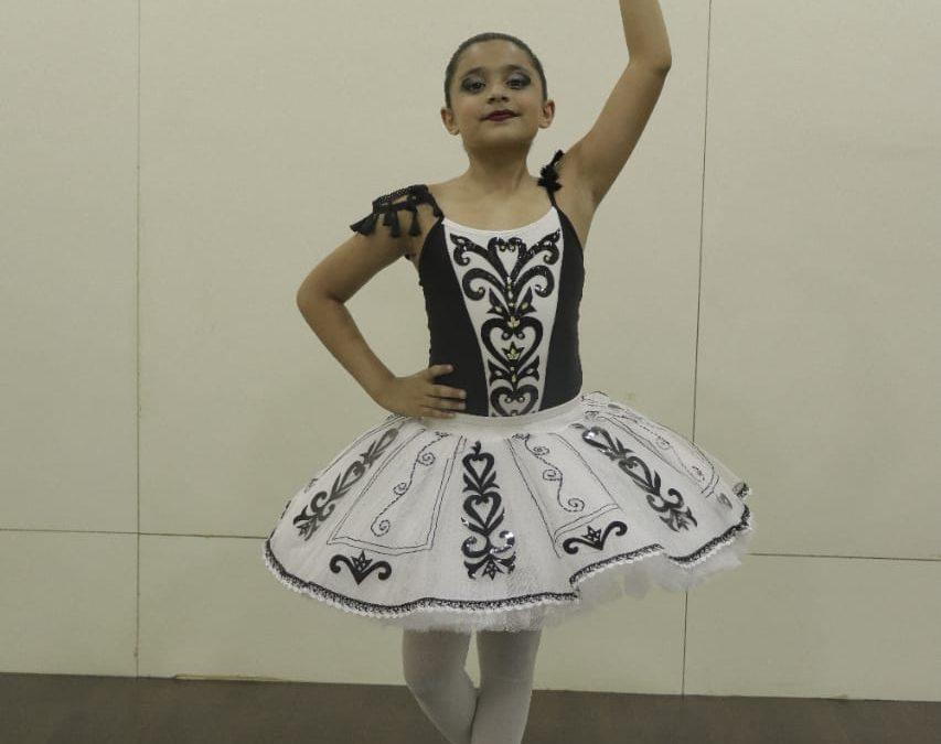 Mihira Javdekar – Ballerina of the Month – January 2020
